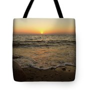 6-6-16--0576 Don't Drop The Crystal Ball Tote Bag