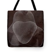 Abstract Flower  Tote Bag