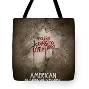 American Horror Story 2011 Tote Bag