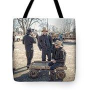 Amish Life Tote Bag