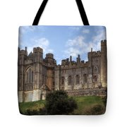 Arundel Castle Tote Bag