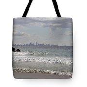 Australia - Coolangatta Beach Tote Bag