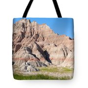 Badlands National Park South Dakota Tote Bag