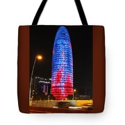 Barcelone Tote Bag