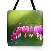 Bleeding Heart Tote Bag