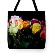 Bouquet Tote Bag