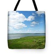 Cape Cod Salt Pond Tote Bag