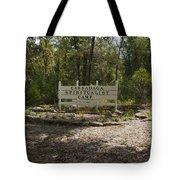 Cassadaga Spiritualist Camp In Florida Tote Bag
