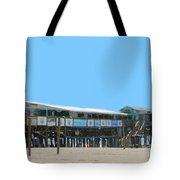 Cocoa Beach Pier Tote Bag