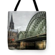 Cologne Germany Tote Bag