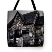 6 Corners Gas Station 2 Tote Bag