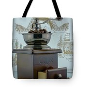 Daily Grind Coffee Tote Bag