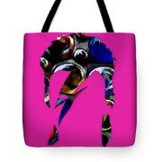 David Bowie Art Tote Bag