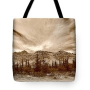 Denali Park - Alaska Tote Bag