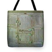6 Doors Tote Bag