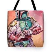 Empire Star Wars Poster Tote Bag