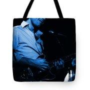 #6 Enhanced In Blue Tote Bag
