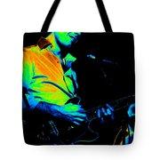 #6 Enhanced In Cosmicolors Tote Bag