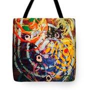 6 Eyes In The Wind Tote Bag