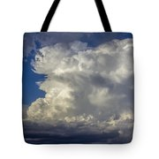 First Nebraska Storm Chase 2015 Tote Bag