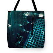Flamanville Nuclear Power Plant Tote Bag