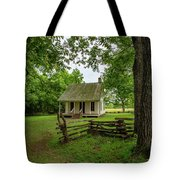 George Washington Carver National Monument Tote Bag