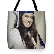 Golden Hour Senior  Tote Bag