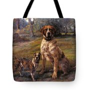 Good Friends Edmund Henry Osthaus Tote Bag