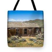 Homestead, Bodie Ghost Town Tote Bag