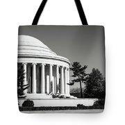 Jefferson Memorial In Washington Dc Tote Bag