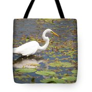 Knee Deep Tote Bag