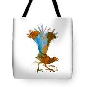Lyrebird Tote Bag