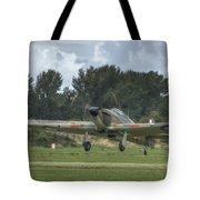 Mark 1 Hawker Hurricane Tote Bag