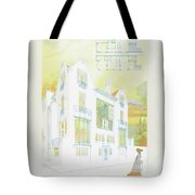 Modern Design Tote Bag