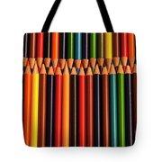 Multicolored Pencils  Tote Bag