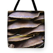 Mushroom Art Tote Bag