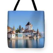 Oberhofen - Switzerland Tote Bag