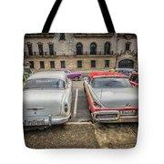 Old Car Tote Bag
