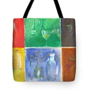 6 Panes Of Existence Tote Bag