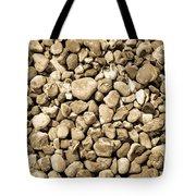 Pebbles 4 Tote Bag