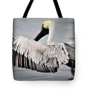 Pelican Take Off Tote Bag