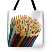 Pencils Tote Bag