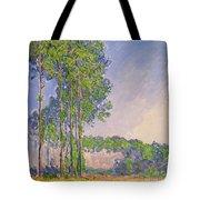 Poplars Tote Bag
