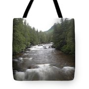 Sainte-anne River, Quebec Tote Bag