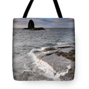 Saltwick Bay Tote Bag