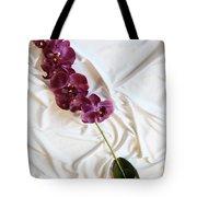 Silk Flower Tote Bag