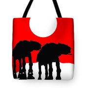 Star Wars At-at Collection Tote Bag