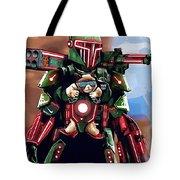 Star Wars Galactic Heroes Art Tote Bag