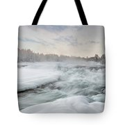 Storforsen - Sweden Tote Bag