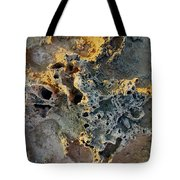 Strange Ground Tote Bag
